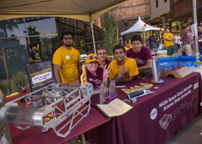 Underwater Robotics at ASU