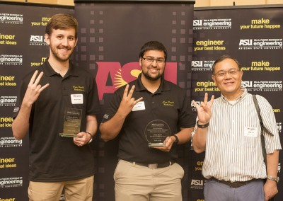 SP16 Most Active Fulton Student Organization: Sun Devil Robotics Club