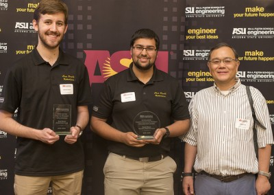 SP16 Outstanding Competitive FSO Leader: Sami Mian, SDRC