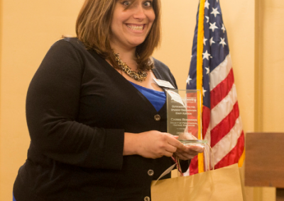 SP16 Outstanding FSO Staff Advisor: Carrie Robinson, SHPE
