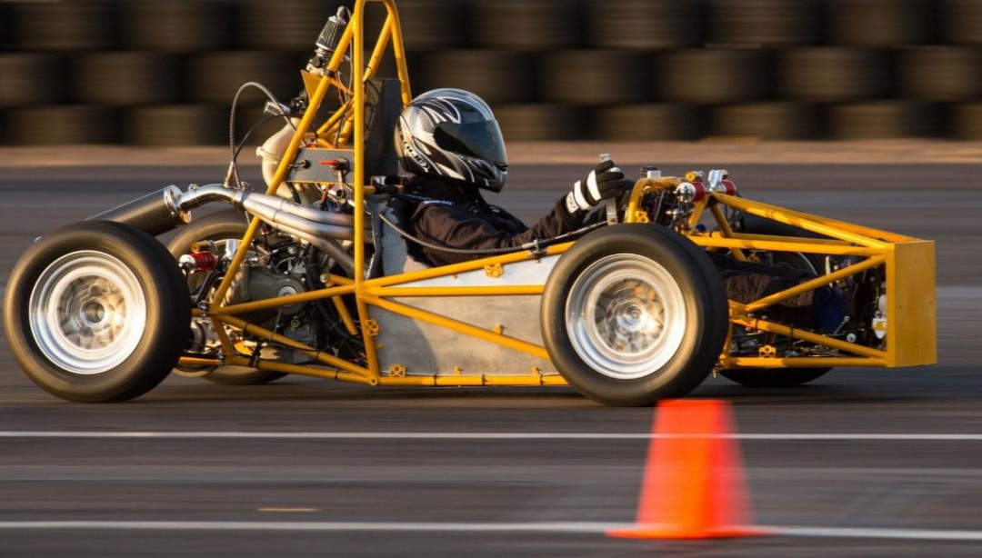 It's go time for car team: Society of Automotive Engineers