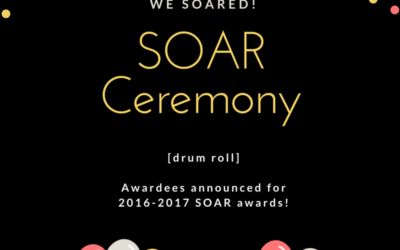 SOAR 2016-17 Awards and Pictures