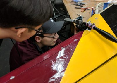 Society of Automotive Engineering Aero Design (SAE Aero)
