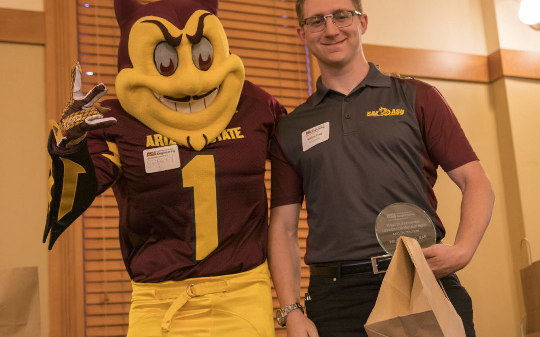 William Craig, Most Willing To Be A Safety Change Agent, 2017-18 SOAR Awardee
