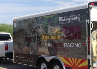 Sun Devil Racing, Outstanding Industry Support, 2017-18 SOAR Awardee