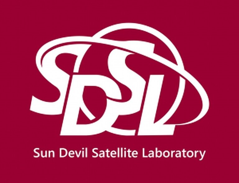 Sun Devil Satellite Laboratory (SDSL) logo