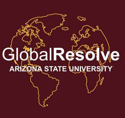 Global Resolve logo