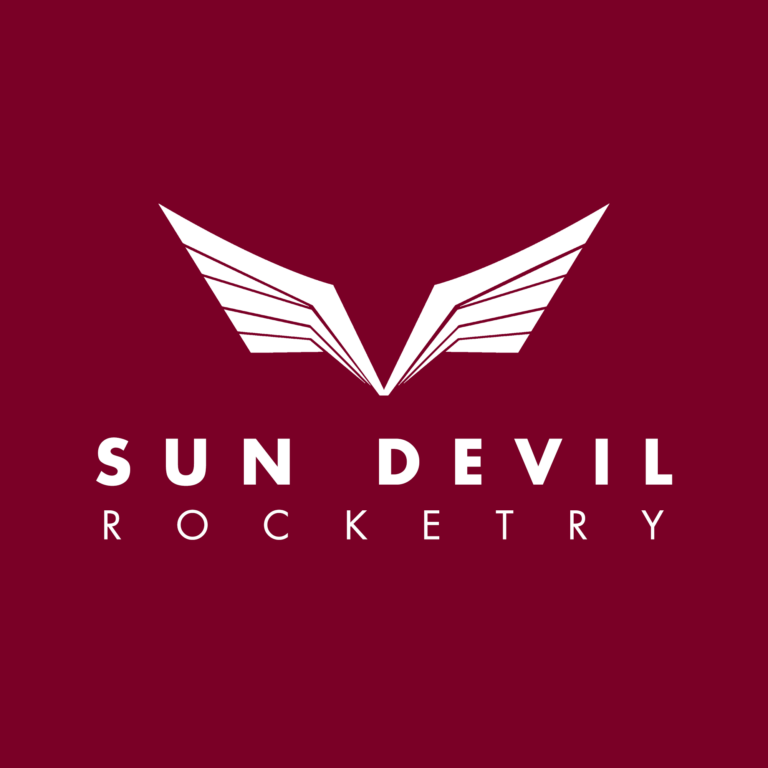 Sun Devil Rocketry logo