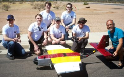Air Devils fly high at design competition